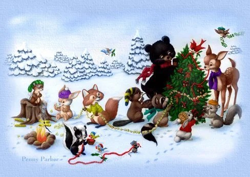 Merry Chrstimas To All The Animals 4 Merry Christmas To All The Animals