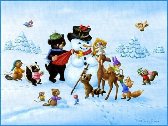 Merry Chrstimas To All The Animals 5 Merry Christmas To All The Animals