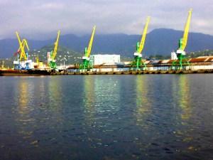 Batumi port.  (LaFango media)
