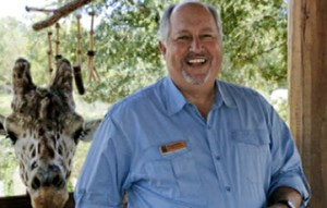 Gregg Hudson. (Dallas Zoo photo)
