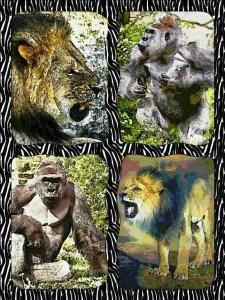 Cecil & Harambe