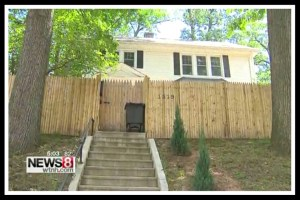 Hamilton Hicks' home