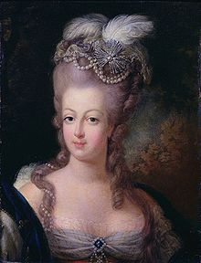 Marie Antoinette was beheaded as a trophy of the French Revolution.