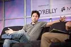 Sergey Brin (Wikipedia photo)