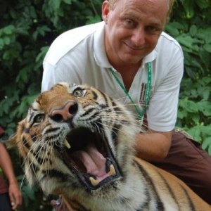Wildlife Friends founder Edwin Wiek (Linked In photo)