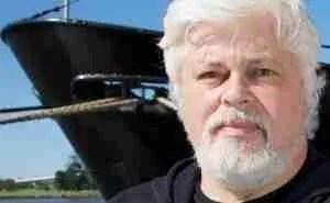 Paul Watson (Sea Shepherd Conservation Society photo)