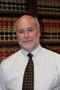 Yuba County district attorney Patrick McGrath.