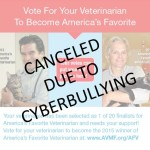 "Did AVMF bag ""America's Favorite Vet"" contest to keep anti-declaw vet from winning?"