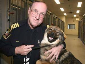 Former Calgary animal control chief Bill Bruce, now consulting for the Animal Farm Foundation.
