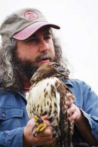 Bob Sallinger of the Portland Audubon Society.  (Facebook photo)