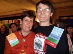 SAEN cofounders Karen & Michael Budke.  (SAEN photo)