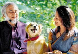 Chinny Krishna & Amala Akkineni,  of the Blue Cross of India and Blue Cross of Hyderabad.