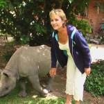 Zimbabwean animal advocate Cheryl Rodrigues,  59