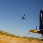 Shot hits SHARK drone during Senator James Inhofe pigeon shoot