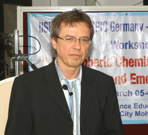 Jos Lelieveld (Max Planck Institute photo)