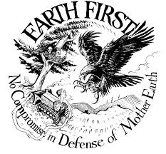 Earth First! logo