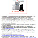"""Fix Felines by Five Months"" — Spay/USA founder Esther Mechler"