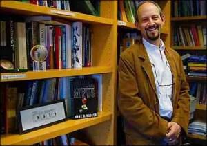 Marc Hauser. (Harvard University photo)