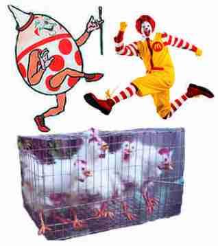 Humpty, Ronald, & UPC