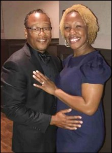 Kendra Coleman and husband Charles