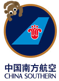 Monkey & airline logo