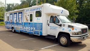 North Shore Animal League van, (NSAL photo)