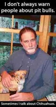 Merritt & Chihuahua