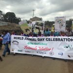 World Animal Day in Nairobi,  Kenya
