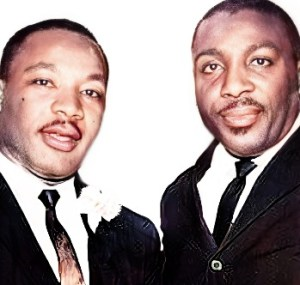 Martin Luther King Jr. & Dick Gregory