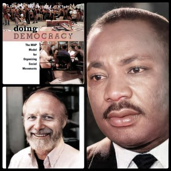 Bill Moyer & Martin Luther King