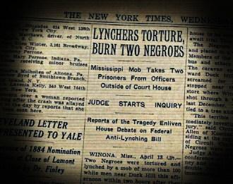 Texas lynching