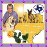Patt Nordyke, 90, founded the Texas Federation of Animal Care Societies