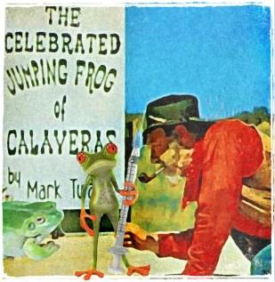 Frog of Calaveras county