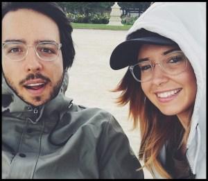 Ali and Lucy Tabrizi