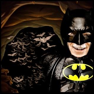 Merlin Tuttle as Batman