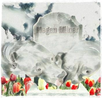 pit bulls at gravestone