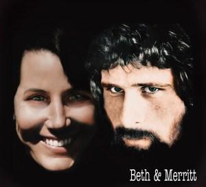 Beth and Merritt Clifton portrait