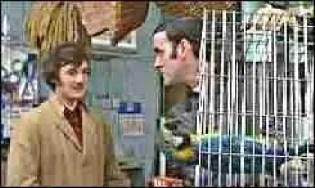 Monty Python dead parrot skit