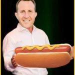 """""""Clean meat"""" advocate Shapiro pushes product to stretch hot dogs"""