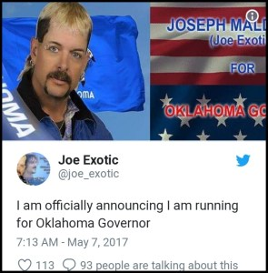"""Joe Exotic"""" allegedly thought he could get away with murder"""