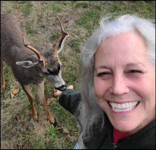 Buckaroo and Beth selfie