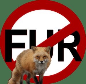 Anti-fur symbol
