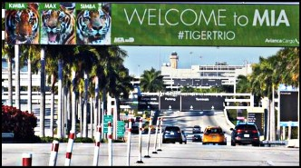 Banner for tigers