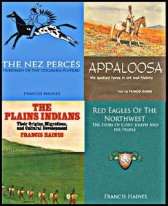 Francis Haines books