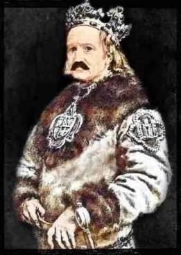 Władysław II Jagiełło Polish King