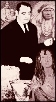Francis Haines Anthropologist at University of Idaho with Nez Perce