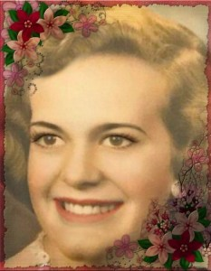 Hazel Mortensen's obituary