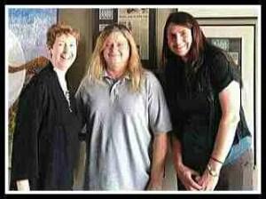 Alley Cat Allies founder Becky Robinson, Animal Lifeline founder Rebecca Guinn, and Humane Ohio founder Aimee St. Arnaud. (Facebook photo)