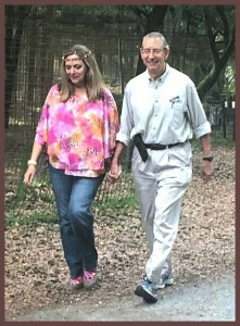 Big Cat Rescue founder Carole Baskin and her husband, attorney Howard Baskin. (Beth Clifton photo)