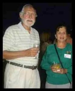 Jack Woodall & Mary Crawshaw. (American Society of Rio de Janeiro photo)